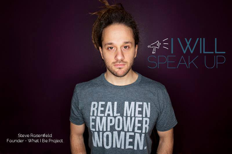 Behind the Movement: REAL MEN EMPOWER WOMEN.