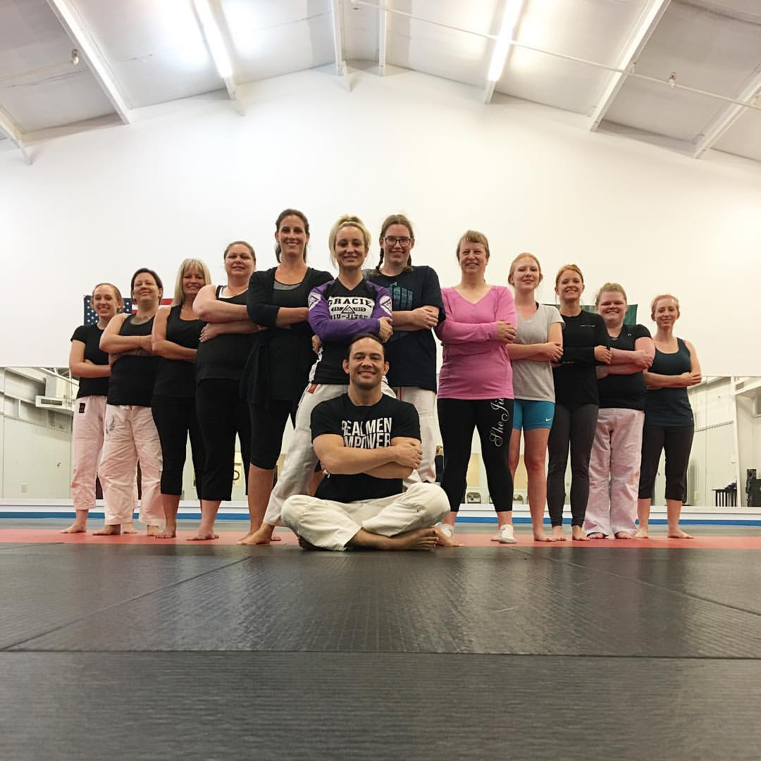 She-Jitsu Camp: February 2017
